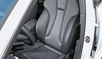 Audi S3 Sportback, Fahrersitz