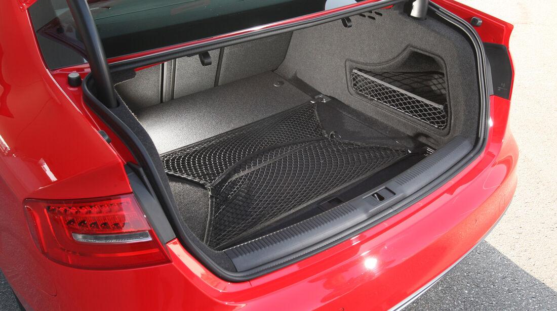 Audi S4 3.0 TFSI, Kofferraum