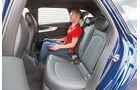 Audi S4 Avant 3.0 TFSI Quattro, Fondsitze