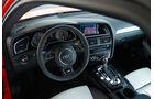 Audi S4, Cockpit, Lenkrad