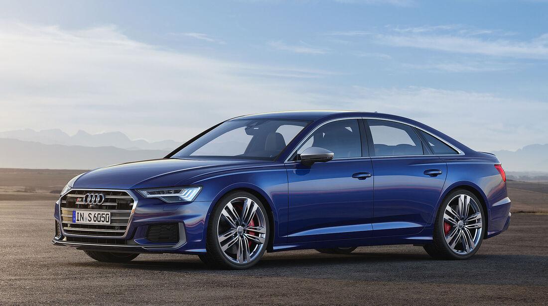 Audi S6 Limousine 2019