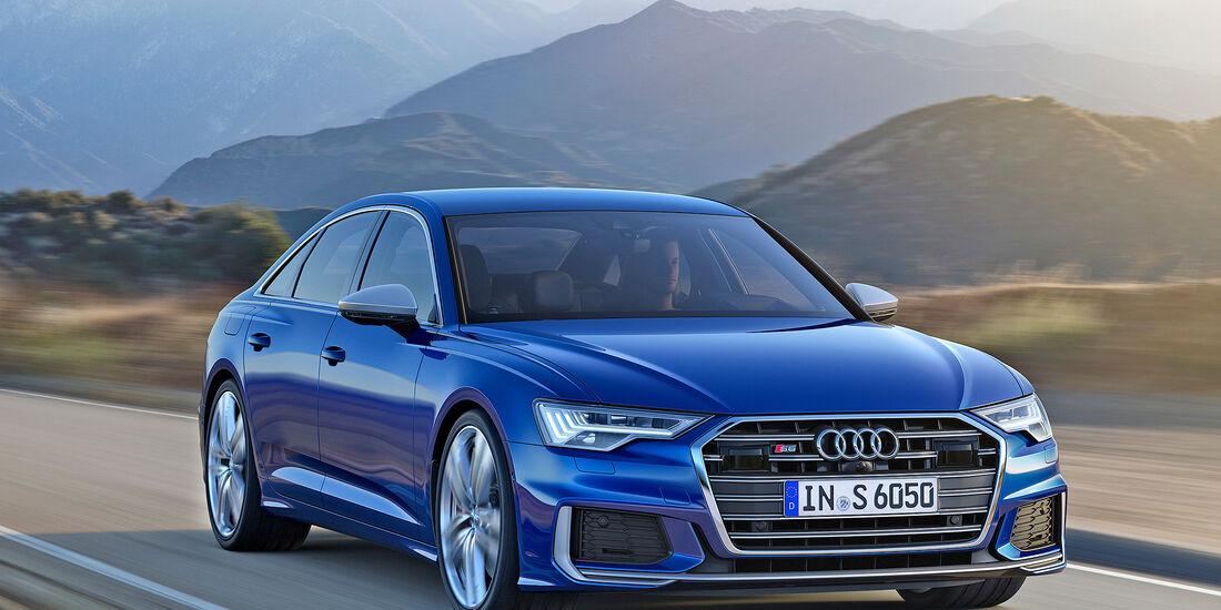 Audi S6 TDI - Serie - Diesel - sport auto Award 2019