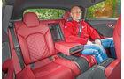 Audi S7 Sportback, Fondsitz
