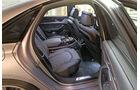 Audi S8 Plus 4.0 TFSI Quattro, Fondsitze