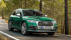 Audi SQ5 TDI