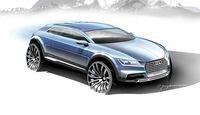 Audi Showcar Detroit Motor Show 2014