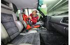 Audi Sport Quattro, Innenraum
