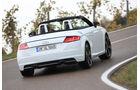 Audi TT 2.0 TDI Ultra, Heckansicht