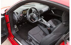 Audi TT 2.0 TFSI, Cockpit