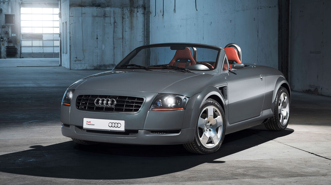 Audi TT 20 years Sondermodell 07/2018 Roadster