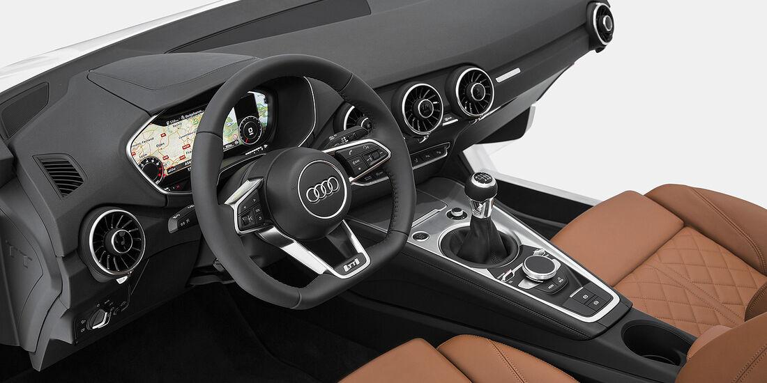 Audi TT Interieur
