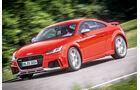 Audi TT RS Coupé, Front