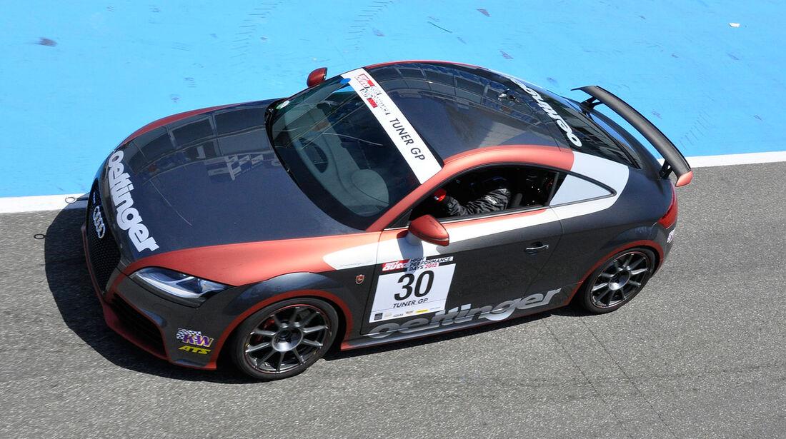 Audi TT RS, Finallauf, TunerGP 2012, High Performance Days 2012, Hockenheimring, sport auto