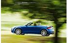 Audi TT RS Plus Roadster, Seitenansicht