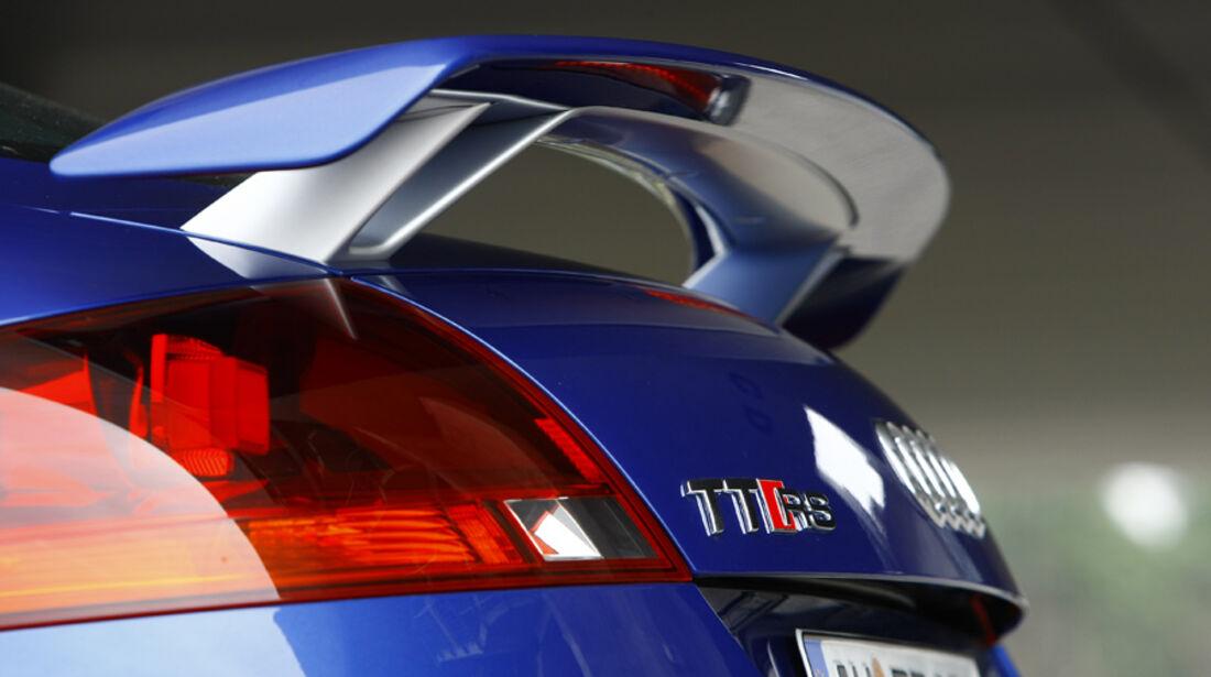 Audi TT RS S tronic, Spoiler