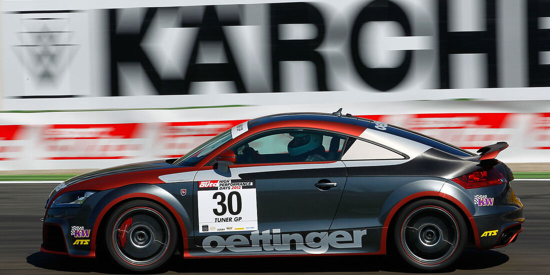 Audi TT RS, TunerGP 2012, High Performance Days 2012, Hockenheimring