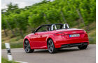 Audi TT Roadster 2.0 TFSI, Heckansicht