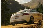 Audi TT-S Pikes Peak Autonomes Fahren