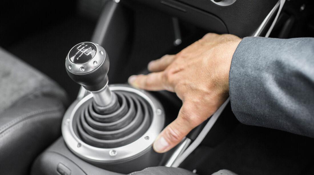 Audi TT, Schaltung