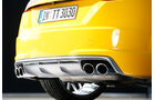Audi TTS, Auspuff, Endrohre