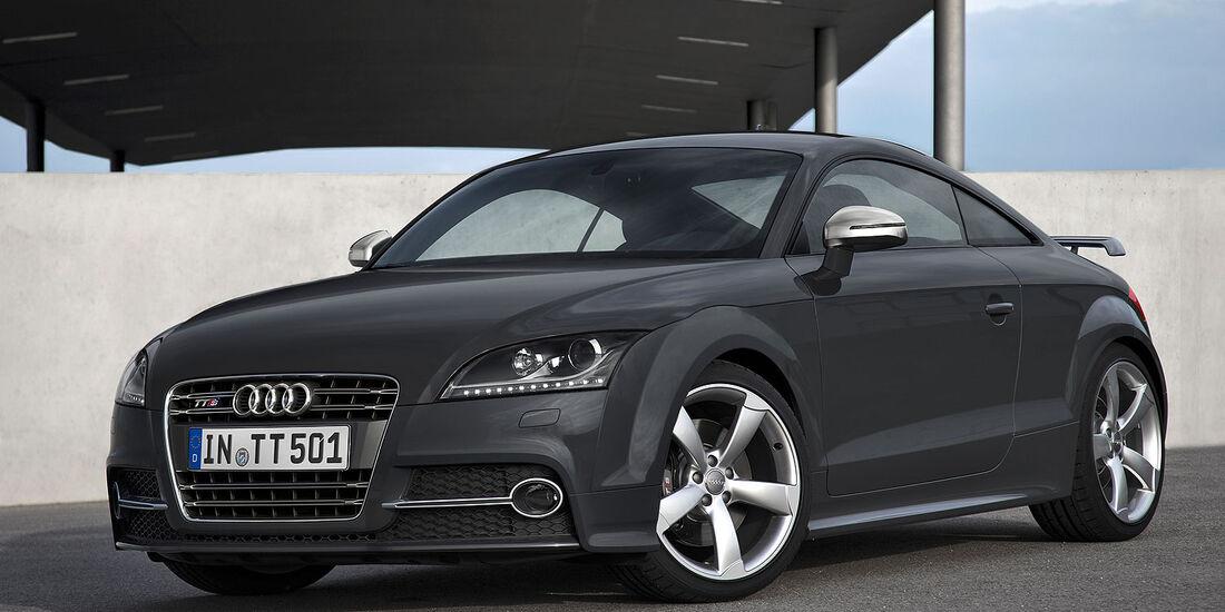 Audi TTS Competition Sondermodell