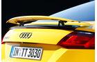 Audi TTS, Heckspoiler