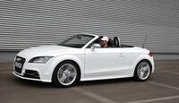 Audi TTS Roadster 2.0 TFSI
