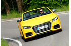 Audi TTS Roadster, Frontansicht