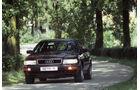 Audi V8 3.6 Fahrt Front Kurve