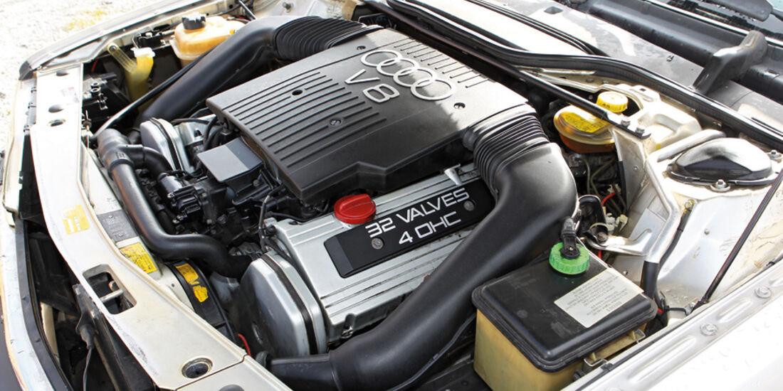 Audi V8 Typ 4 C