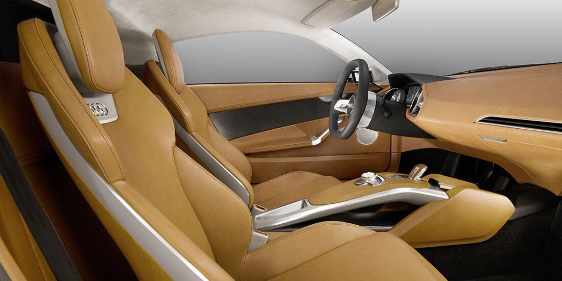 Audi e-tron Detroit 2010