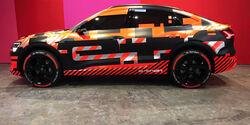 Audi e-tron Sportback Genf 2019