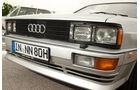 Audi quattro, Front, Kühlergrill