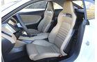 Audi quattro concept, Cockpit, Imnnenausstattung, Sitze, Detail