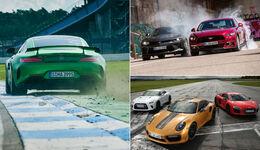 Aufmacher - Sportwagen - Neuzulassungen 2017