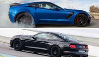 Aufmacher US-Power-Cars