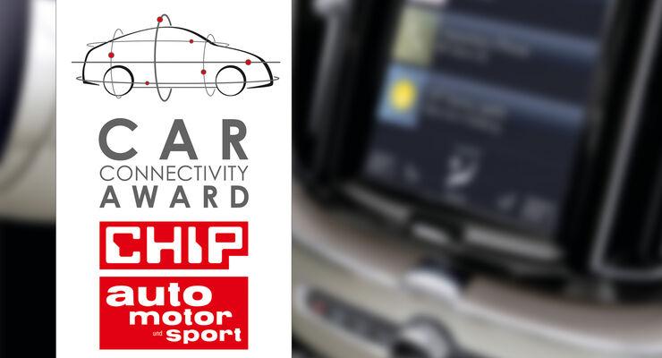 Aufruf Car Connectivity Award 2017