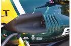 Auspuff Caterham GP Australien 2012