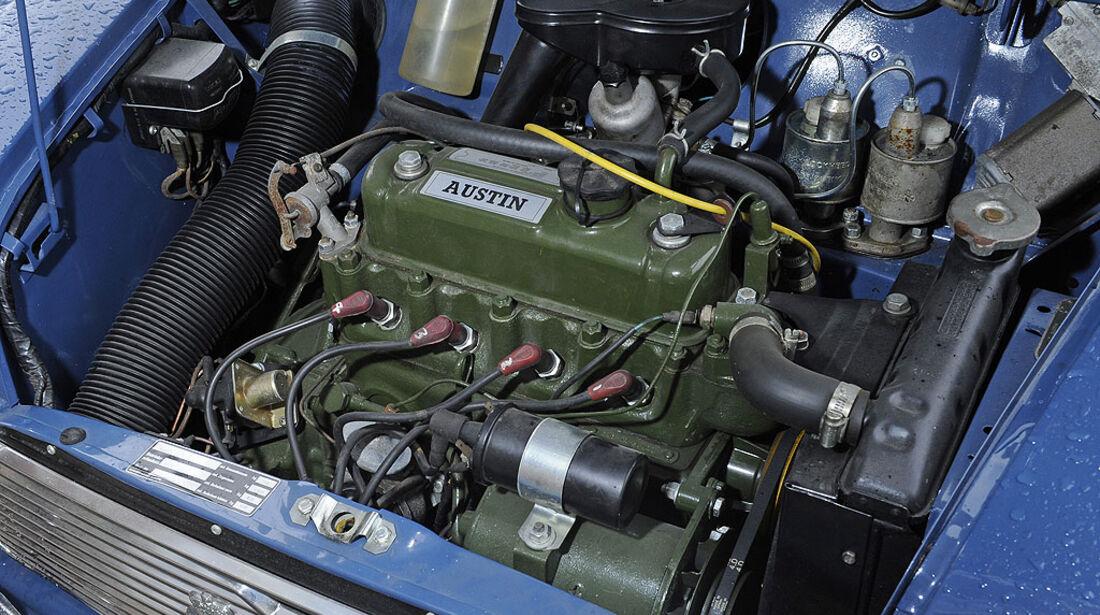 Austin Mini Traveller 1000 Mk II