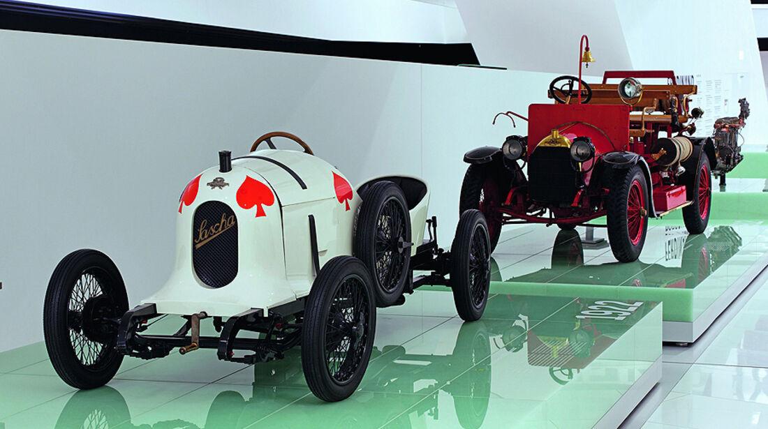 Austro Daimler Sascha im Museum