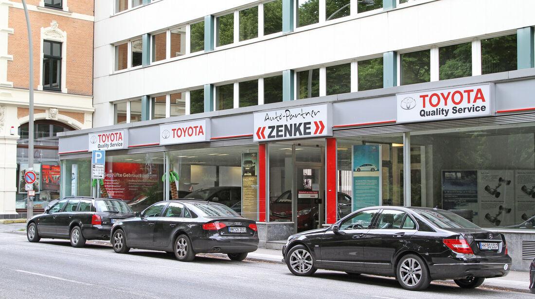 Auto-Partner Zenke
