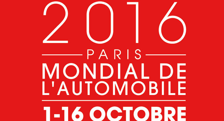 Auto Salon Paris 2016