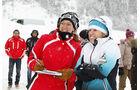 Auto & Ski 2011, Anja Wassertheurer, Stefanie Schuster