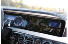 Autobahn-Reise, Mercedes S63 AMG, Infotainment