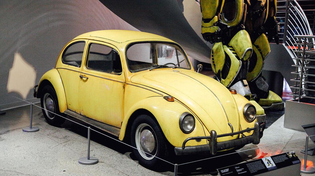 Autobot Bumblebee Volkswagen Käfer