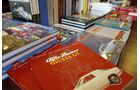 Autobücher, Buchladen