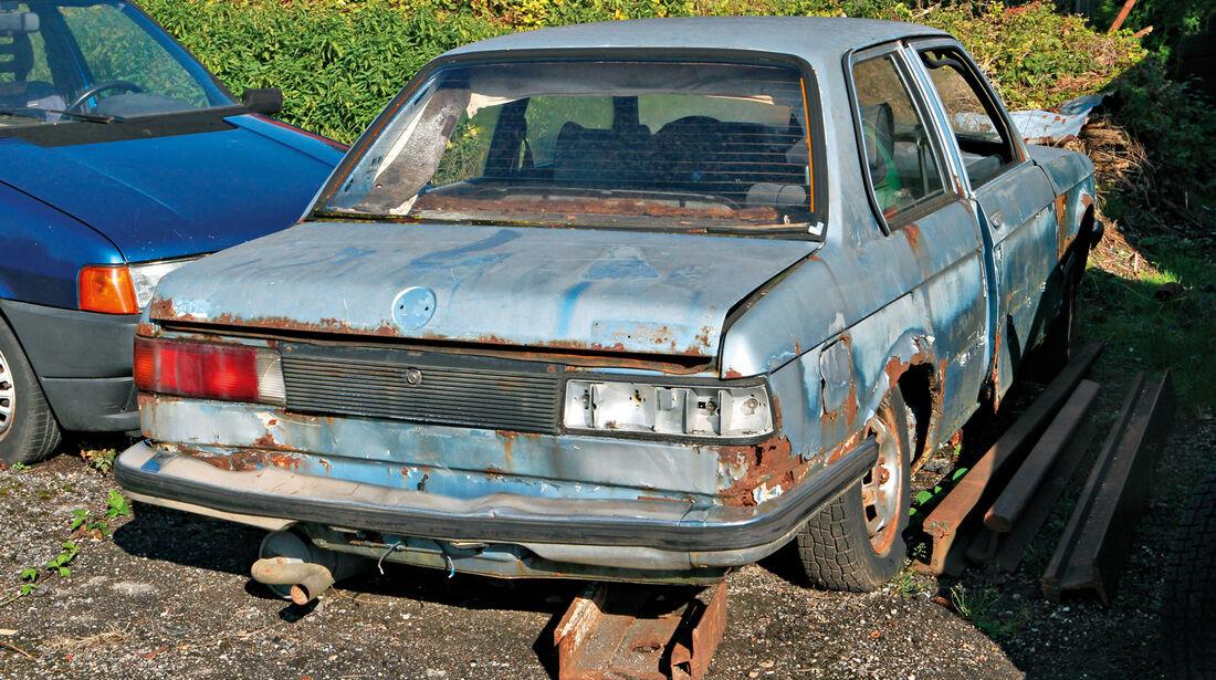 Autofriedhof Rust, BMW 320/6