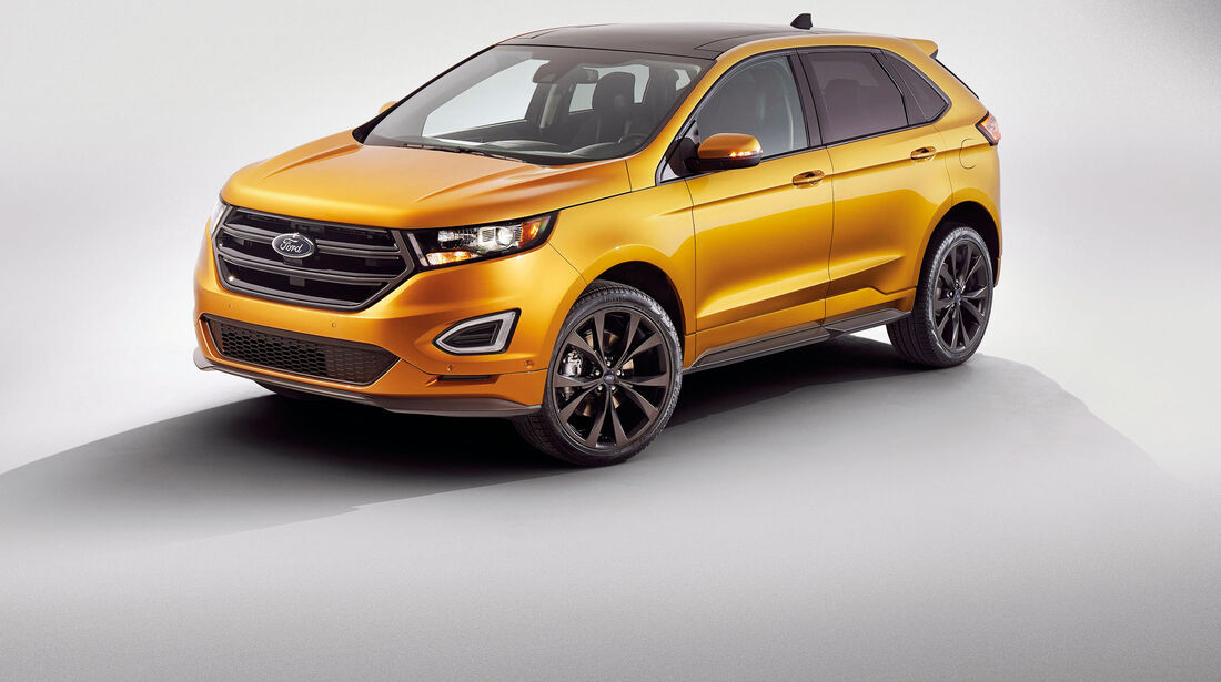 Autonis 2016, Leserwahl, Ford Edge