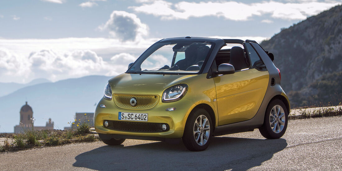 Autonis 2016, Leserwahl, Smart ForTwo Cabrio