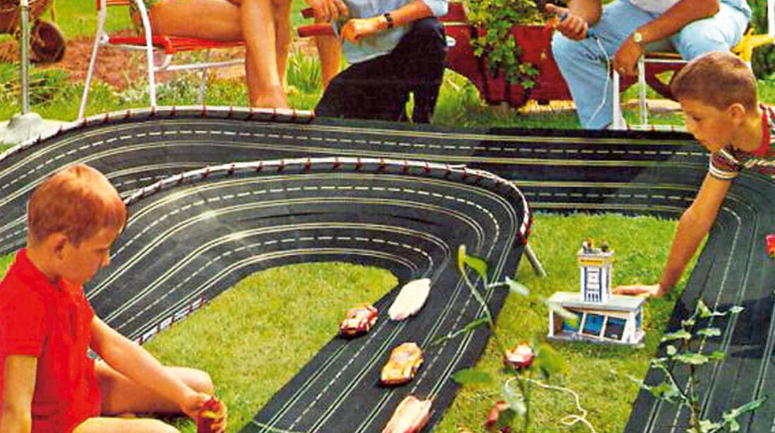 Autorennbahn, 50 Jahre Carrera-Bahn